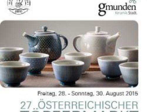 Pozvánka na 27. Hrnčiarsky trh v rakúskom Gmundene