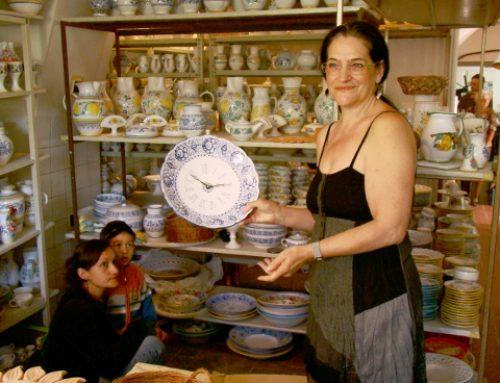 Oznam o výstave CSK –  Z tvorby slovenských keramikov